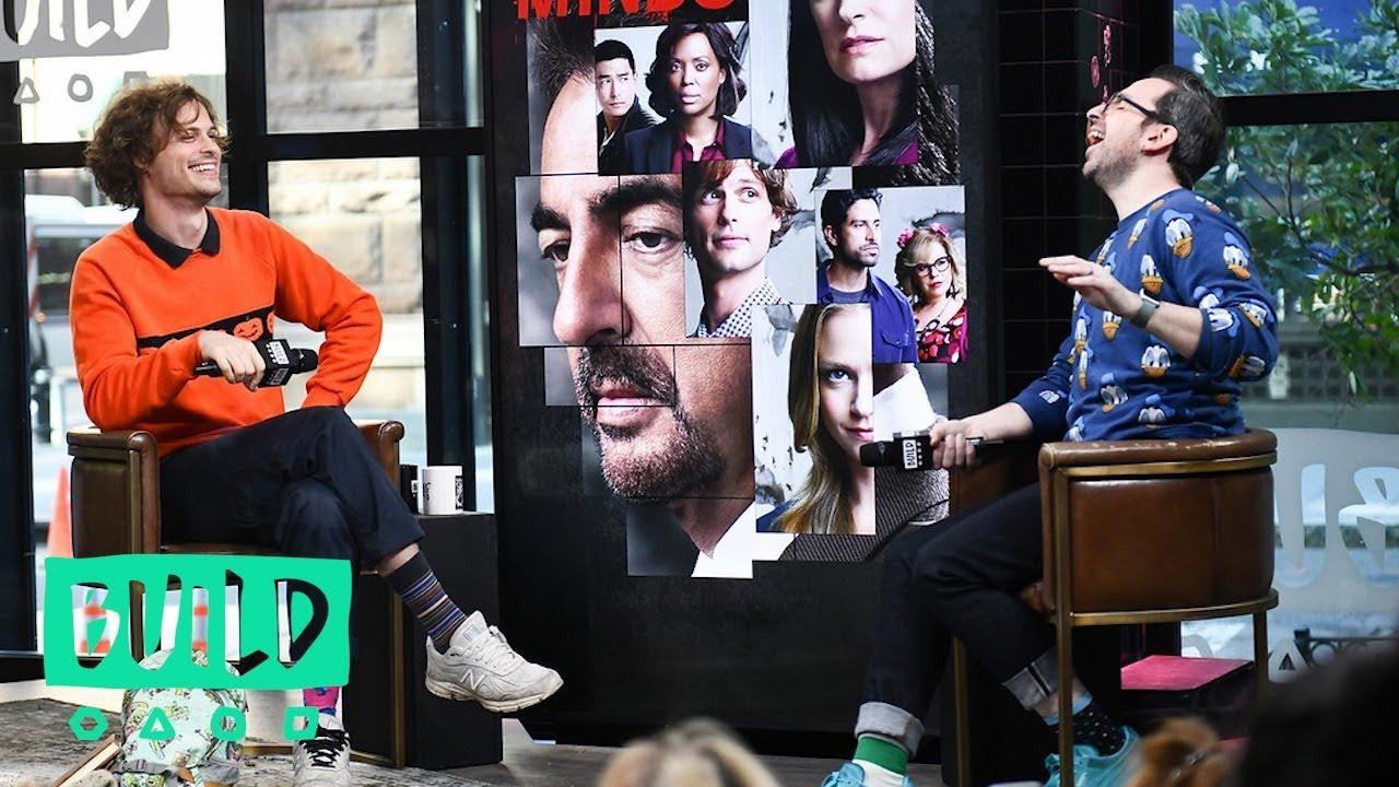 Matthew Gray Gubler Discusses Season 14 Of CBS'