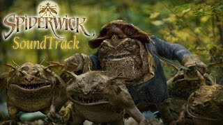 Music from the game Spiderwick Chronicles! Spiderwick game soundtrack! HQ