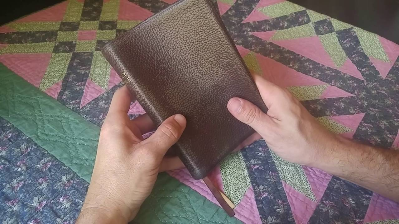 My journey to find the best Bible - Honza Pokorny