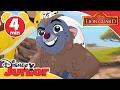 Lion Guard | Chungu and Cheez | Disney Junior UK