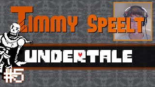 Beste Gevangenis Ooit! - Timmy Speelt Undertale - Deel 5