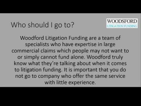 Commercial Litigation Funding The Basics