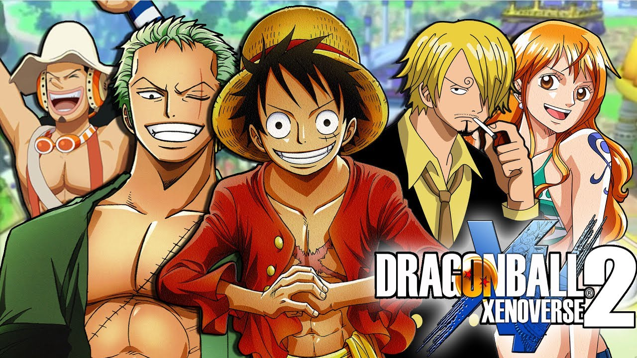 One Piece Characters in Dragon Ball Xenoverse 2! (How To ...