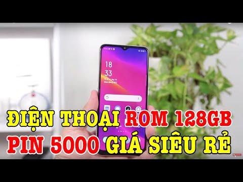 Đánh giá chi tiết OPPO A5 2020 Điện thoại ROM 128GB, Pin 5000 RẺ NHẤT