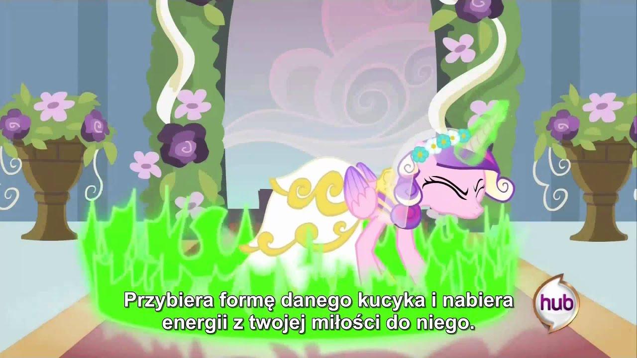 """My Little Pony Przyjaźń to Magia odc. 51 i 52 """"A Canterlot ..."""