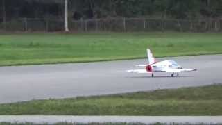 Pilot-RC dolphin jet, no landing gear, fly by JP Castillo. (our Latin American Dealer.)