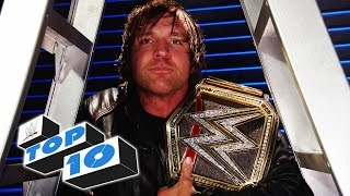 Top 10 WWE SmackDown moments: June 4, 2015