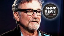 ROBIN WILLIAMS: The Introvert Dictator - Set List: Stand-Up Without a Net