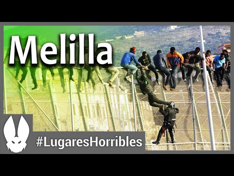 Los lugares más horribles del mundo: Melilla. VIDEO MONETIZACION DENEGADA
