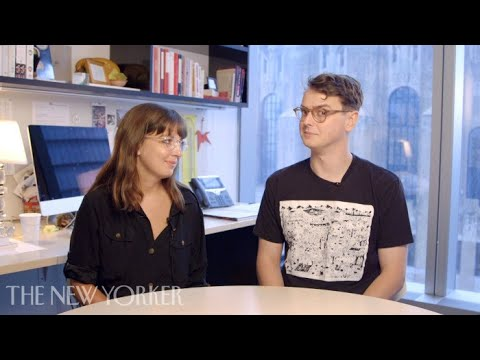 A Day in the Life of a Cartoon | The Cartoon Lounge | The New Yorker