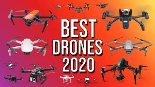Best Drones 2020 | Top 8 Best Drone With Cameras To Buy In 2020