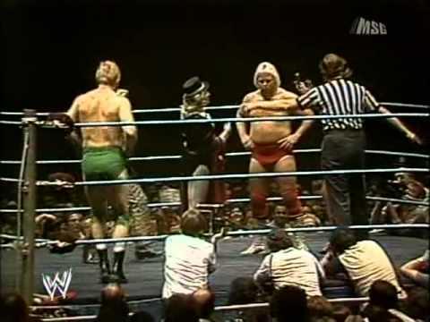 Madison Square Garden - WWF Classics - 1982