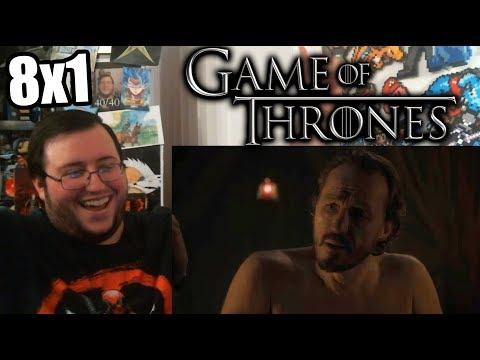 Gors 'Game of Thrones' Season 8: Episode 1 'Winterfell' REACTION (Full Reaction in Desc.)