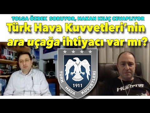 #tolgaözbek #hakankılıç Türk Hava Kuvvetleri'nin Ara Uçağa Ihtiyacı Var Mı?