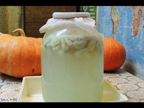 Чесночный квас 🍺 от алкогольной зависимости и наркотической ломки. Garlic.