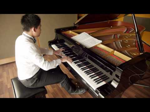 Tyler Lam Tsz Hin - No.2 from Two Musical Sketches