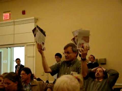 **Responsible Spending -  Questions Part 7** Linda McMahon Meets the Tea Party  April 24, 20.wmv