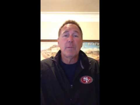 Dwight Clark Invite to Gary & Robert's Client Appreciation Party