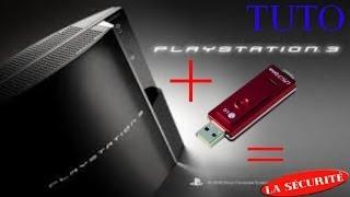 Tuto : Comment copier des sauvegardes de jeu sur une clé USB sur ps3