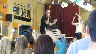 Sol and Grynch Performance at Sonic Boom Records [HD]