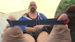 The World Toe Wrestling Championships