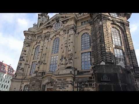 Sachsen He  Dresden Frauenkirche  Turmaufstieg 2014