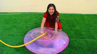 शफ़ा और उसकी मम्मी बाहर के मज़ेदार खेल खेलते है।