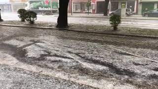 Schwere Unwetter in Voitsberg 10. August 2018