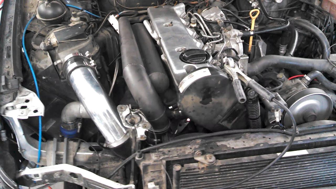 Audi A6 C4 R5 Ael 2 5 Tdi Quattro Arashi Td06sl2 Youtube