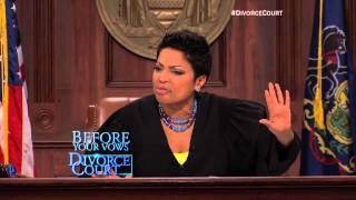 Don't Be A Silly Woman on DIVORCE COURT