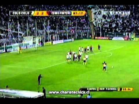Colo Colo vs Cerro Porteño - Segundo golazo de Jonathan Fabbro (2-3)