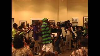 Urban Stringz Youth Orchestra II,Cecelia Sharpe &  Nick Speed
