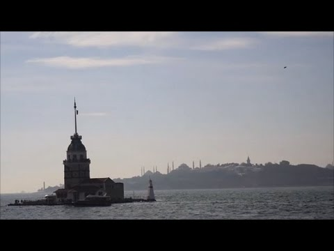 From Europe to Asia - The Bosphorus - Istanbul (Turkey)