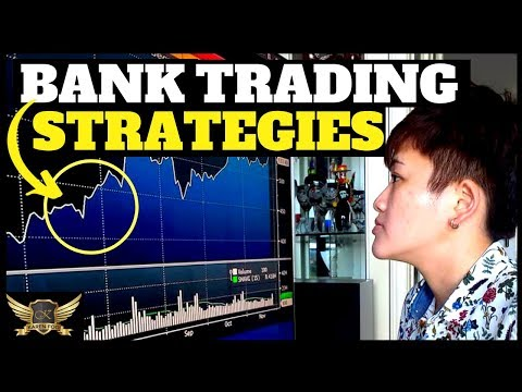 Types of Bank Traders & Professional Trading Strategies