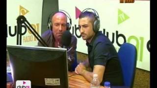 Rosario Miraggio Intervista @ Radio Club 91 Night Club (Spezzone 2 di 4)