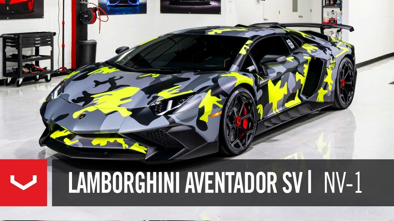 Novitec Torado Lamborghini Aventador SV |