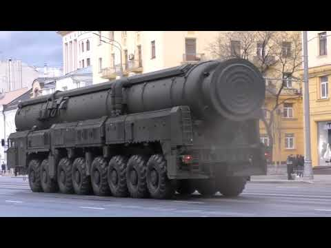 The Newest Russian Preparatory Activities ✭ Moscow Military Victory Day Parade