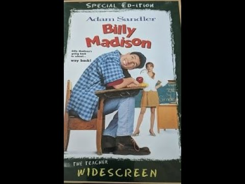 Download Opening And Closing To Billy Madison (1995) (2004) (Widescreen) (DVD)