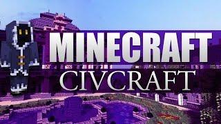 Civilization в MINECRAFT! Что такое CivCraft?!