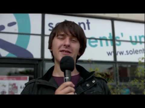 The Southampton Club Tour -- Freshers Fortnight 2012