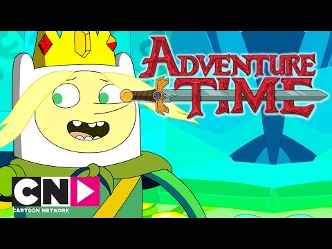 Adventure Time | Ice Finn | Cartoon Network