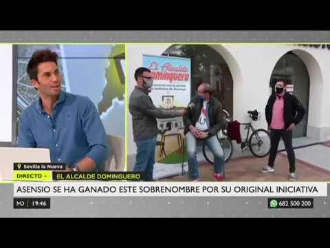 Alcalde dominguero en Madrid Directo