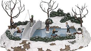 Новогодний сувенир «Каток» арт. 600600(, 2013-11-21T07:56:21.000Z)