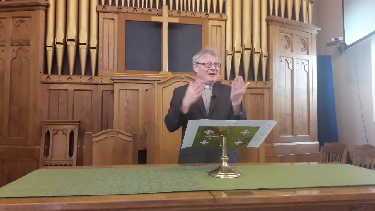 Sunday Sermon 14th February - When we begin to see things differently