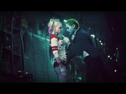 more of the joker and harley quinn - you don't own me