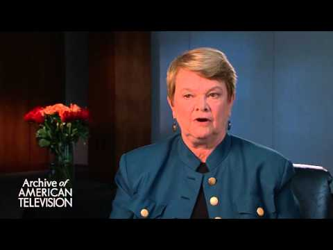 Sheila Kuehl discusses speaking at the 1996 Democratic National Convention - EMMYTVLEGENDS.ORG