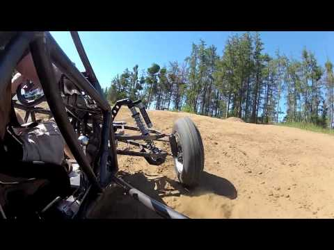 MEGALODON Sand Rail - Front Suspension