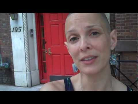 SHARON BLYNN  BALD IS BEAUTIFUL BLOG: Don't Give Up On Giving