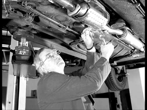 Auto Mechanic Job Description - YouTube