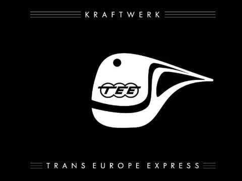 Kraftwerk  Trans Europe Express lyrics